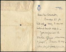 1900 LADYSMITH SIEGE 18th HUSSARS BOER WAR QUEENS BIRTHDAY PARADE - Old Paper