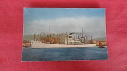 China (Hong Kong) Harbour  S.S. Pacific Transport     Ref 2624 - China (Hong Kong)