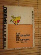 Rare MINI-BIBLIOTHEQUE Rare MINI-RECIT SPIROU Années 50/60/70 N°117 LA REVANCHE DU FLAGADA Par DEGOTTE   , Monté Mais Pa - Spirou Magazine
