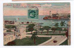 HABANA - ENTRADA AL PUERTO - PARQUE LUZ CABALLERO - Cuba