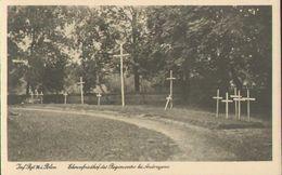 Ehrenfriedhof Bei Andrzejewo, Soldatengräber Vom Infanterie-Regiment 76 In Polen, Militär, WWII - Guerra 1939-45