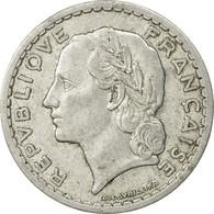 France, Lavrillier, 5 Francs, 1946,Beaumont - Le Roger,TTB,Alu,KM 888b.2,Gad 766 - France