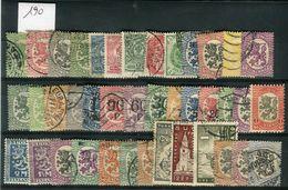 Finlande - Lot De 40 Valeurs Oblitérés , états Divers - Réf  190 - Stamps