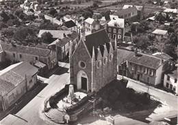 44---LEGE---la Chapelle De Charette Et La Rue De La Gare--( Peu Courante )--voir 2 Scans - Legé