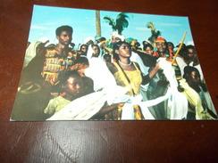 B668  Sudan Folklore Non Viagg. - Sudan