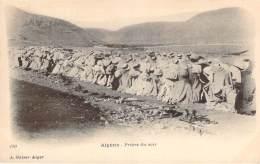 Algérie - Prière Du Soir - Algeria