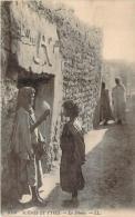 Scènes Et Types - La Fileuse - Algeria