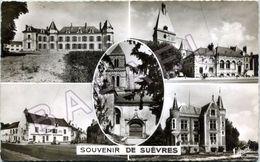 Suèvres (41) - Quelques Vues (Recto Et Détail Du Verso) - Autres Communes