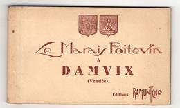 85 VENDEE - DAMVIX Carnet (voir Descriptif) - Other Municipalities