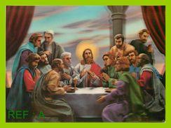 LENTICULAIRE 3D THEME The Last Supper - Heiligen