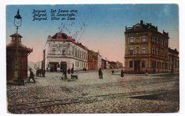 BELGRAD (BELGRADE) - SZT. SZAVA UTCA - Serbie