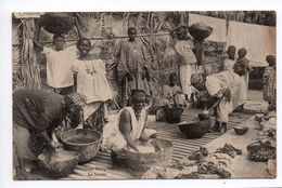 VILLE SENEGALAISE - LE LAVOIR - Sénégal