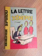 Rare MINI-RECIT SPIROU Années 60/70 N°170 Et Quelques  LA LETTRE DE XENOPOS Par MALLET , Monté Par Mes Soins , Couvertur - Spirou Magazine