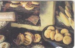 VENEZUELA(chip) - Venezuela En La Mesa 2/Arepa, 04/01, Used - Alimentación