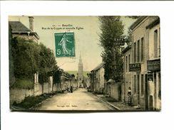 CP -BAZEILLES   (08) RUE DE LA CRYPTE ET NOUVELLE EGLISE - France