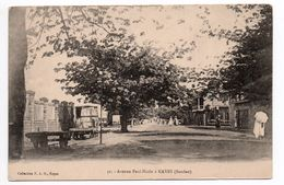 KAYES - AVENUE PAUL-HOLLE - Soudan