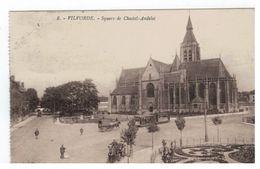 8. Vilvorde - Square De Chastel-Andelot (met Paardenspan En Tram) - Vilvoorde