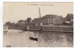 29. Vilvorde - Le Pont Sur Le Canal - Vilvoorde