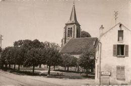 VEMARS (95) - Place De L' Eglise - France