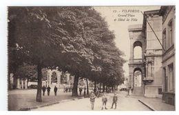 17. Vilvorde - Grand'Place Et Hôtel De Ville - Vilvoorde