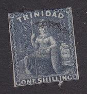 Trinidad, Scott #17, Used, Britannia, Issued 1859 - Trinidad & Tobago (...-1961)