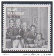 """Österreich 2015:  """"200 Jahre Wiener Kongreß""""   Postfrisch (siehe Foto/Scan) - 1945-.... 2nd Republic"""