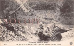 62 - Notre Dame De Lorette - Tranchées Mathis Et Côte Des Melons - La Guerre Dans Le Nord - Altri Comuni