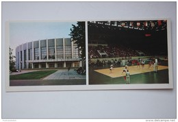 Volleyball Game - Olimpic Games (Moscow) - Leningrad Yubileiny Sports Palace - 1980 - Volleyball