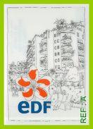 LENTICULAIRE 3D THEME EDF - Reclame