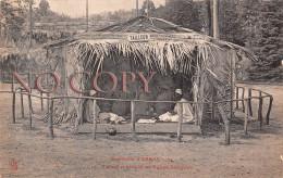 62 - Exposition D'Arras 1904 - Tailleur Et Brodeur Au Village Sénégalais - Arras