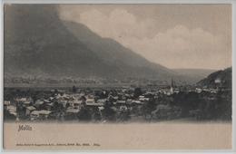 Mollis - Generalansicht - Photo: Guggenheim No. 9859 - GL Glarus