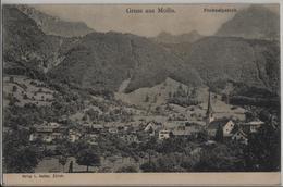 Gruss Aus Mollis - Frohnalpstock - GL Glaris