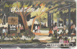 GUATEMALA - Painting 7, Used - Guatemala