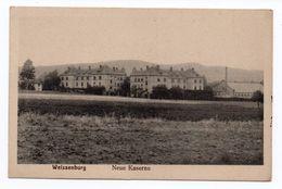 WEISSEMBOURG (WISSEMBOURG) (67) - NEUE KASERNE - Wissembourg