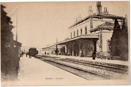 Seyssel - Gare. - Seyssel
