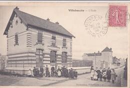 Villebouzin/91/ L'école/ Réf:C5249 - France