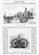 LABOUREUSE AUTOMOBILE   1903 - Non Classificati