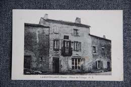LAMONTELARIE - Place Du Village - France