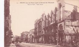 REIMS, RUE DE VESLE - Reims