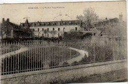 Onzain. L'Ecole Supérieure. - France