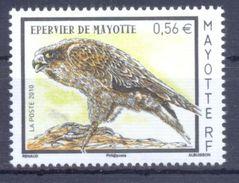 2010. Mayotte, Eagle, 1v, Mint/** - Stamps