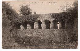 (35) - LE VIEUX PONT ROMAIN DE CHEVRE - VUE D'ETE - Unclassified