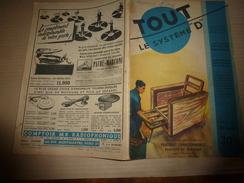 1951 TLSD :Faire:Auto à Pédales;2 Lits En 1;Bateau-fond Plat;Plante OSIER;Motocar Avec Vélomoteur;;Fourche élastique;etc - Bricolage / Technique