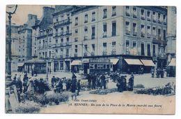 RENNES (35) - UN COIN DE LA PLACE DE LA MAIRIE - Rennes