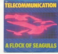 45 TOURS A FLOCK OF SEAGULLS JIVE 4002 TELECOMMUNICATION / INTRO - New Age