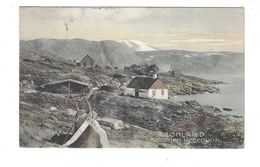 GROENLAND   Gronland  Kolonien Upernivik ( Upernavik ) Oblit 1909 - Groenland