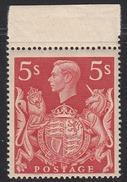 Great Britain 1939-48 Mint No Hinge, Sc# , SG 477, Mi 213 - 1902-1951 (Kings)