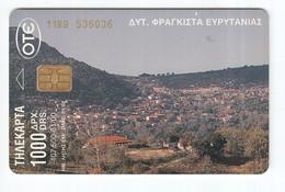 Telefonkarte Griechenland  Chip OTE   Nr.946   2000   1189   Aufl.   107.500 St.  Geb. - Greece