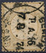 Stamp Germany 1872 Used Lot5 - Oblitérés