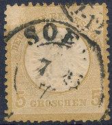 Stamp Germany 1872 Used Lot6 - Oblitérés
